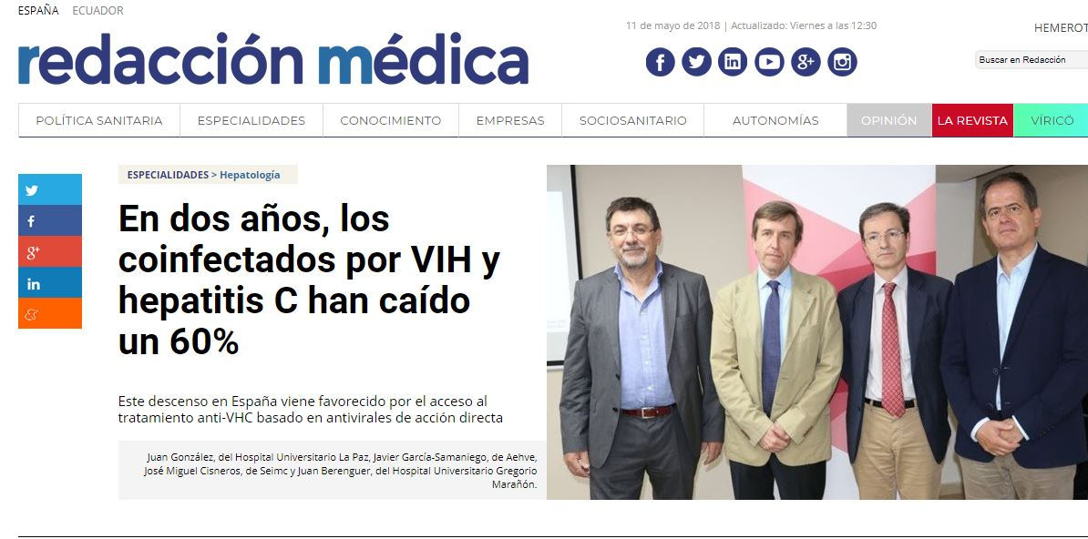 Redaccion medica Hepatitis C